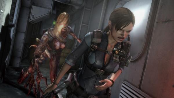 Resident Evil: Revelations | Boss