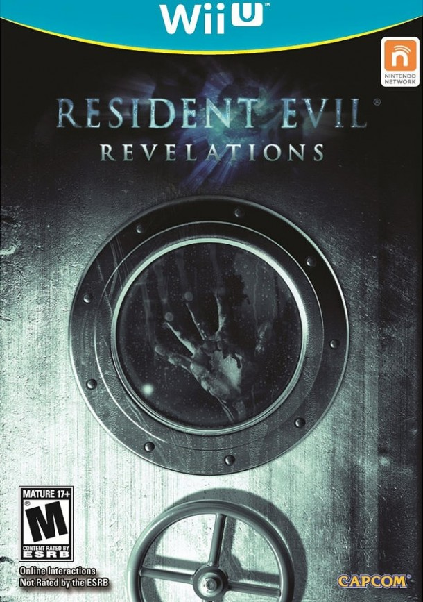 Resident Evil: Revelations | Box Art (NA)