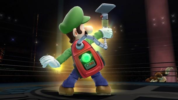 Luigi's Final Smash - Smashing Saturdays | oprainfall