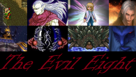 With the third round of Operation Madness: RPG Villain Tournament finishing up last night, we are now down to our EVIL EIGHT!