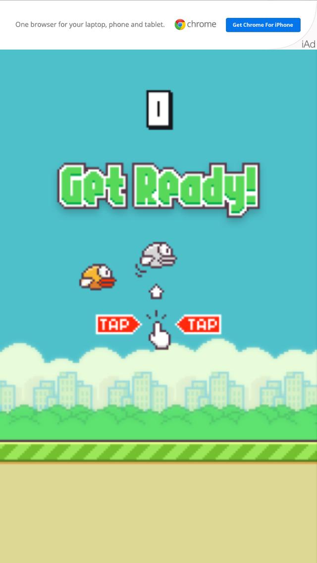 [April Fools 2014] REVIEW: Flappy Bird