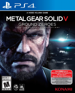 Metal Gear Solid V: Ground Zeroes | oprainfall