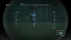 Metal Gear Solid V | Marked Enemy