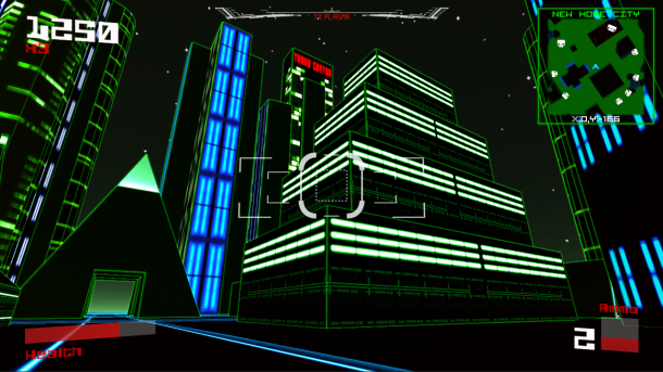 vektor wars screenshot