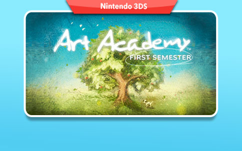 Art Academy: First Semester - Club Nintendo | oprainfall