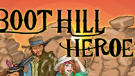 A unique experience that combines retro RPGs with Spaghetti Western themes.