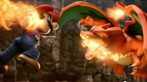 Super Smash Bros - Charizard 2