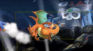 Super Smash Bros - Charizard 4
