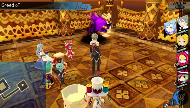 Conception II | Dungeon