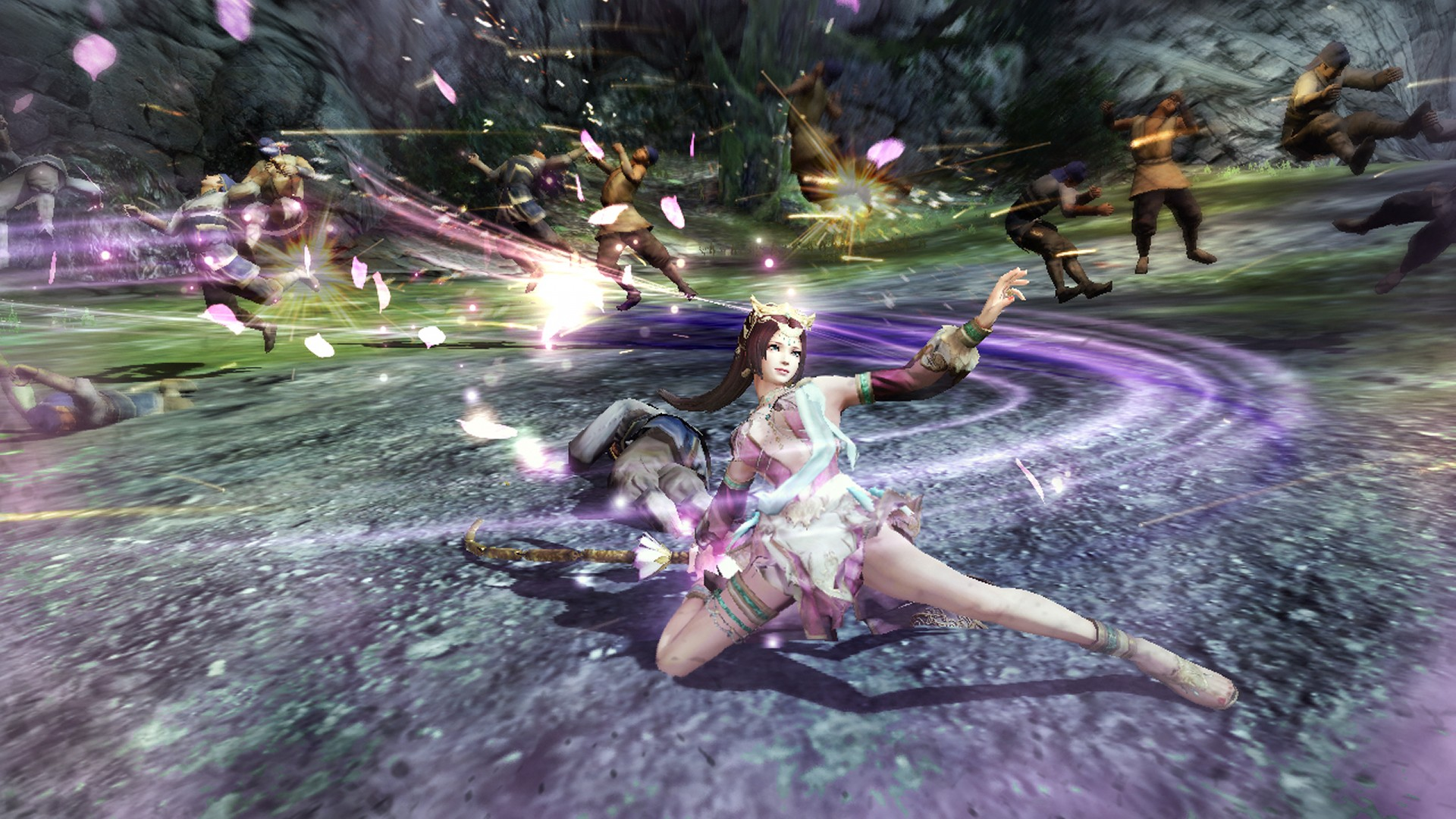 Dynasty Warriors 8 Xtreme Legends Diao Chan 6th Weapon