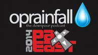 The Downpour Podcast is in Boston for PAX East 2014 to fill you in on the whole shindig. Jon, Jared, and our guest from our pre-PAX hype episode, Eric, are here to talk all the awesome games on the show floor. Have a listen!