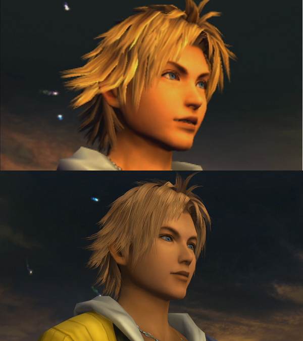 Final Fantasy X | HD Comparison
