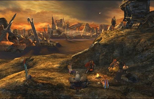 Final Fantasy X | Opening Scene