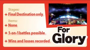 Super Smash Bros - For Glory