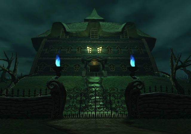 luigis mansion dark moon wallpaper hd