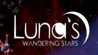 Luna's Wandering Stars is a fun little puzzle game that demonstrates on simple fact: playing with physics is fun. This game is about playing with gravity.