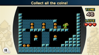 NES Remix 2 - Link Getting Mario Coins | oprainfall