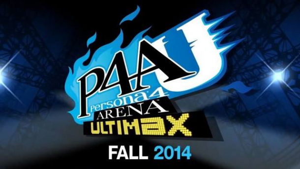 Persona 4 Arena: Ultimax - Logo | oprainfall
