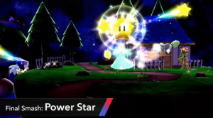 Super Smash Bros - Rosalina and Luma's Final Smash