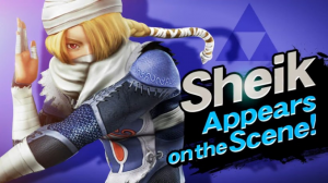 Super Smash Bros - Sheik