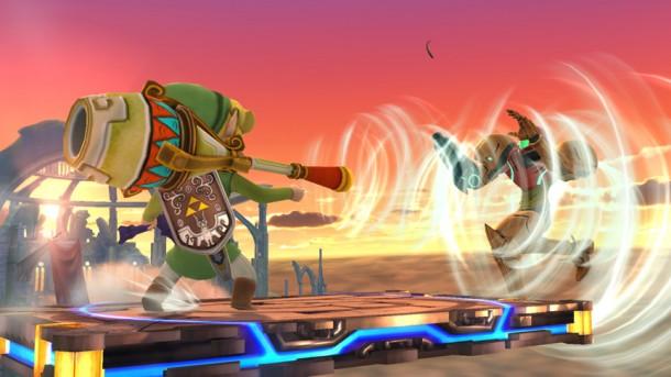 Toon Link and Samus - Smashing Saturdays | oprainfall