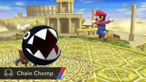 Super Smash Bros - Chain Chomp Assist
