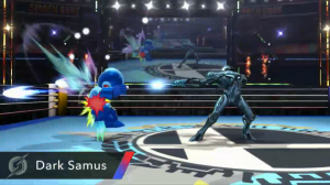 Super Smash Bros - Dark Samus Assist