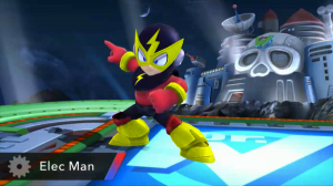 Super Smash Bros - Elec Man