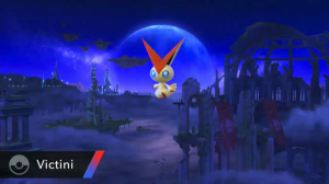 Super Smash Bros - Pokemon Victini