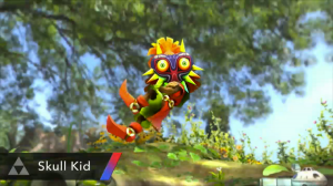 Super Smash Bros - Skull Kid Assist