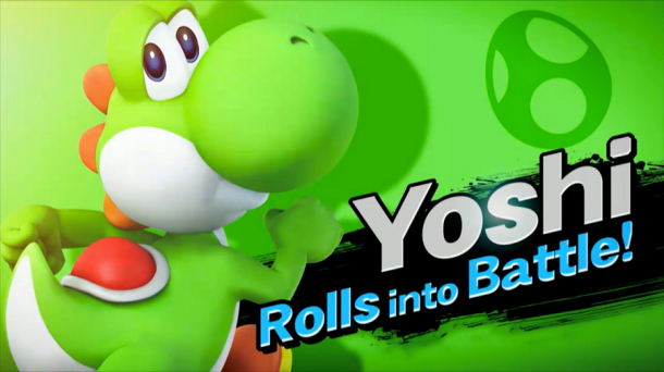 Super Smash Bros.—Yoshi Intro
