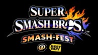This is your chance to check out a Super Smash Bros. demo.
