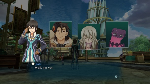 Tales of Xillia | Jude Dealing With Elize