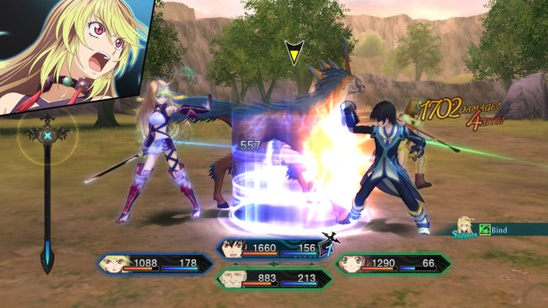 Tales of Xillia | Milla's Link Ability