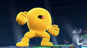 Super Smash Bros - Wily Castle - Yellow Devil