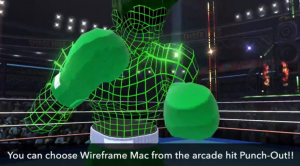 Super Smash Bros - Wireframe Mac
