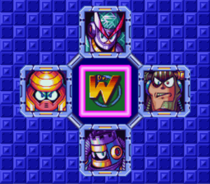 Mega Man VII | Stage Select
