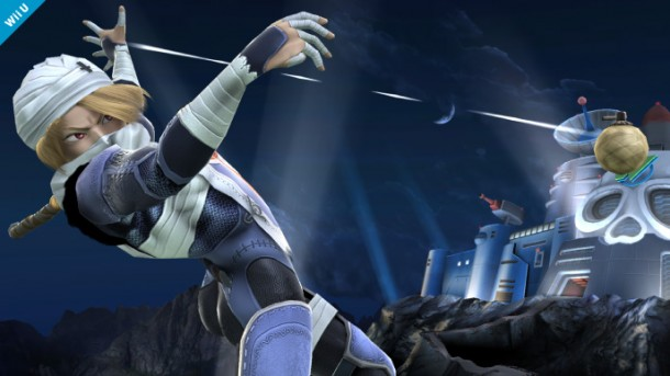 Super Smash Bros.—Sheik