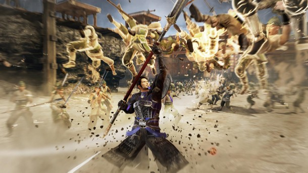 Dynasty Warriors 8: Xtreme Legends Complete | Yue Jin