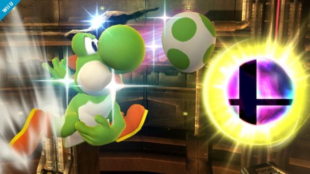 Super Smash Bros.—Yoshi