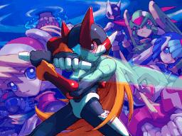 Mega Man Zero | Title Art (Collection)