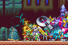 Mega Man Zero 4 | Einherjar