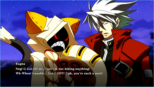 BlazBlue: Chrono Phantasma | Story Mode