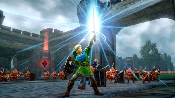 Hyrule Warriors - Link Fights   oprainfall