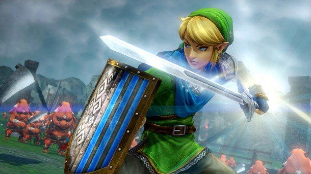 Hyrule Warriors - Link | oprainfall