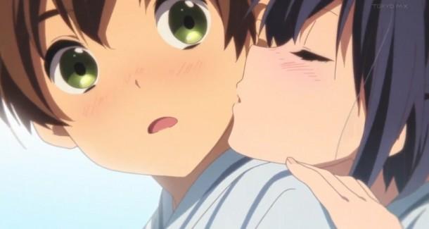 Love, Chunibyo & Other Delusions   Rikka and Yuuta