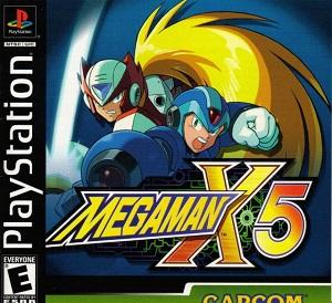 Mega Man X5 | oprainfall