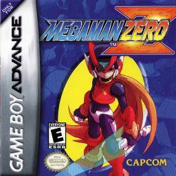 Mega Man Zero cover