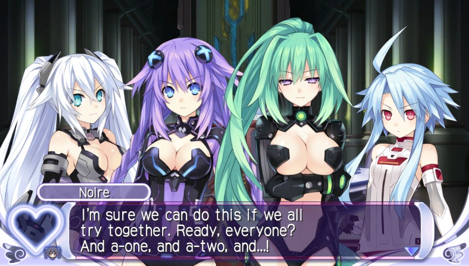 Review Hyperdimension Neptunia Producing Perfection