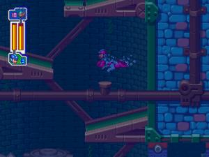 Mega Man 8 | Swim